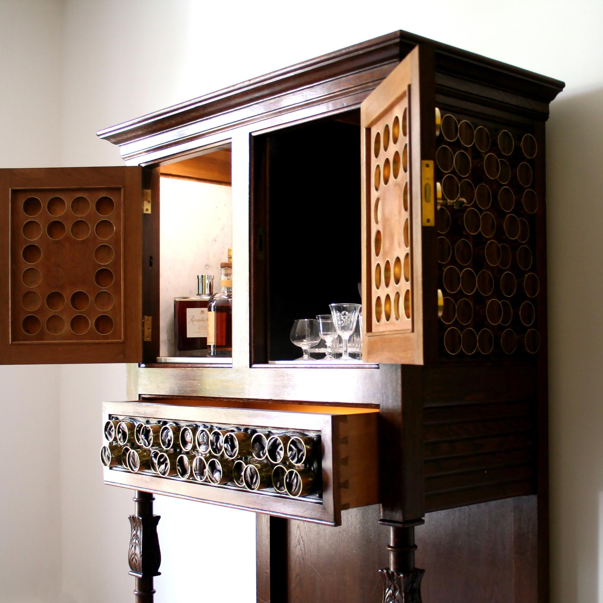Modernisation de meubles anciens