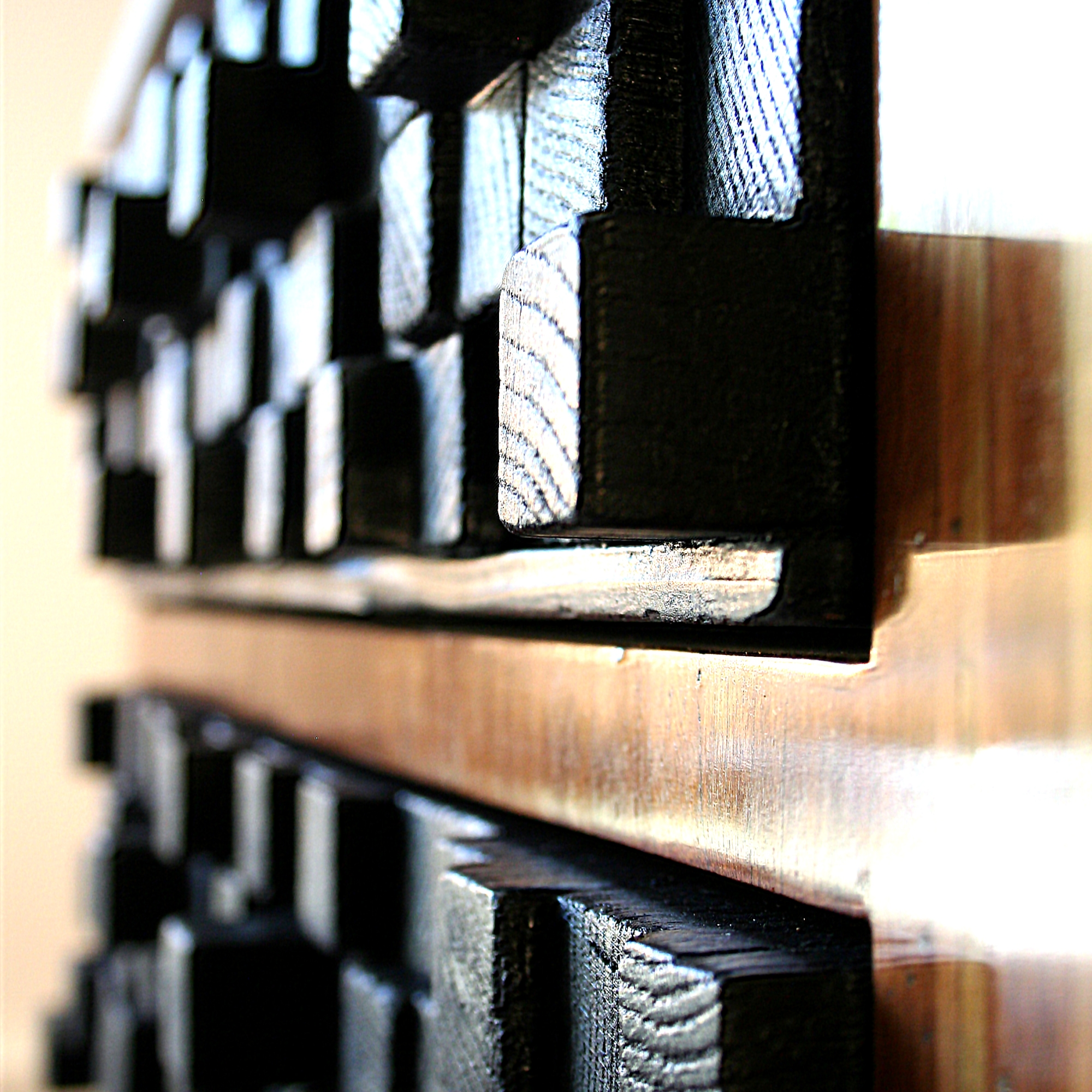 Modernisation de meuble ancien